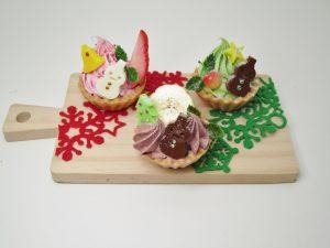 期間限定 タルト体験クリスマスバージョン 開催!!